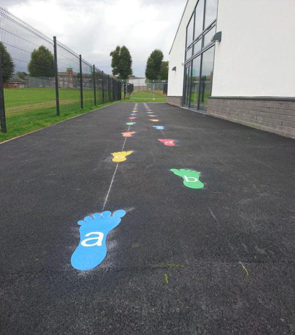 TME015-AFAZ A-Z Footprints