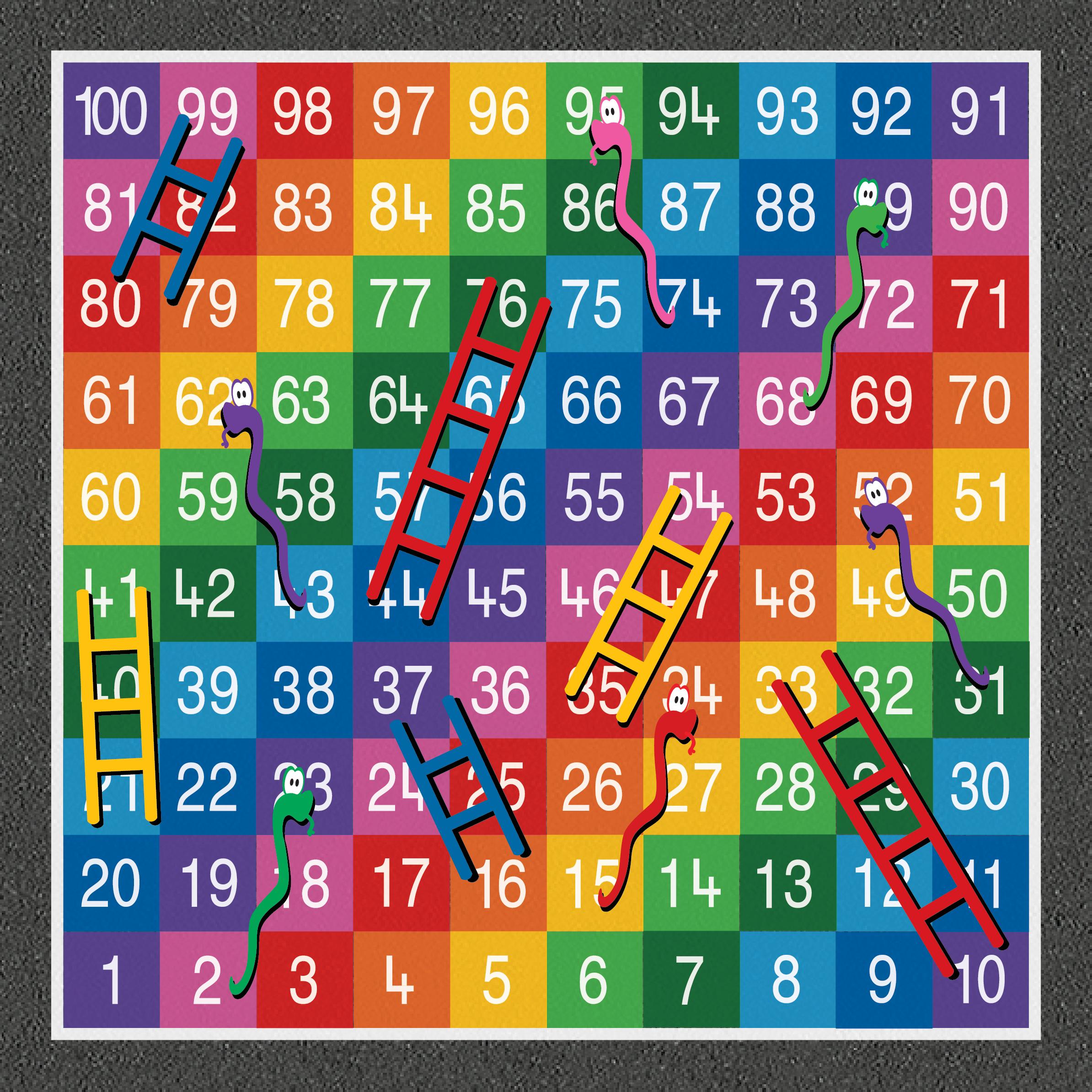 4.1 Custom Sight Words Snakes & Ladders Boards