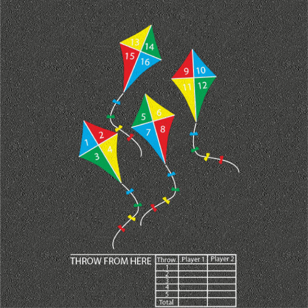 TMG017- Kite Throw