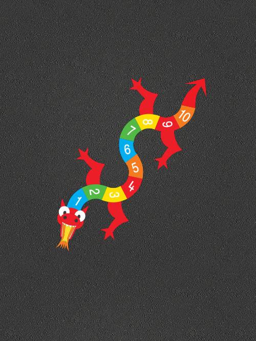 TME004-10 Dragon 1-10