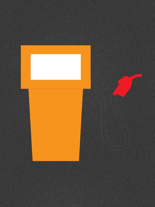 TMR007 Petrol Pump