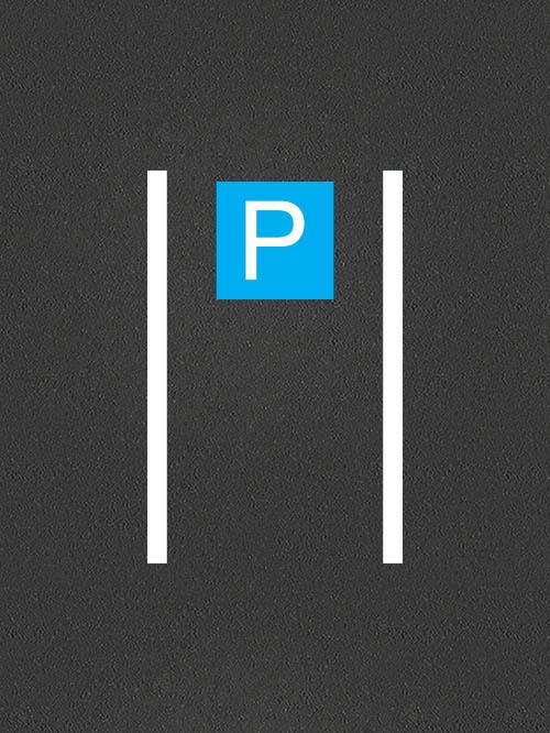 TMR008 Parking Bay