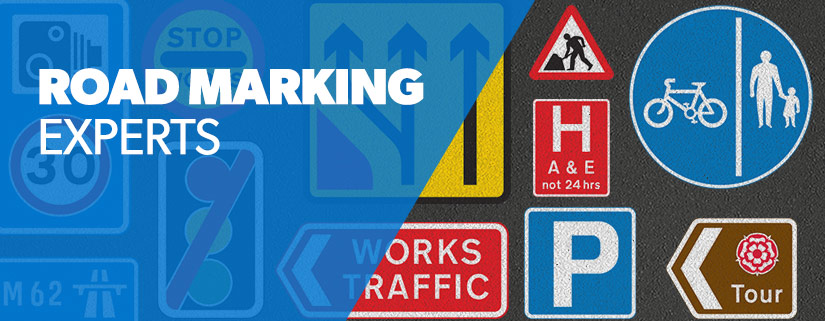 Thermoplastic Road Markings