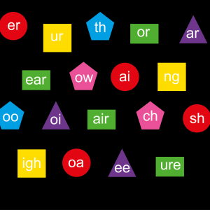 Phonic Shapes