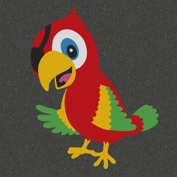 TMA021 Captain Parrot