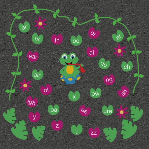TME027-F-Frog Phonics