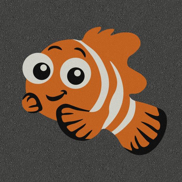 TMA007-C Clown Fish