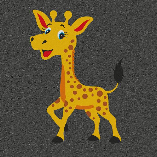 TMA020 Giraffe