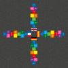 TMG001-4LA 4-Way Language Hopscotch Large