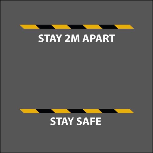 Stay 2m Apart